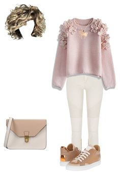"""""""Untitled #68"""" by hollowayraqu on Polyvore featuring River Island, Chicwish, MM6 Maison Margiela, 8, Louche, women's clothing, women's fashion, women, female and woman"""
