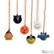 $11.75/48 Halloween Character Necklaces, prize