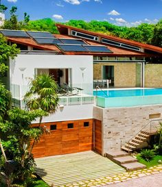 A High Tech, Eco Friendly home in Mexico