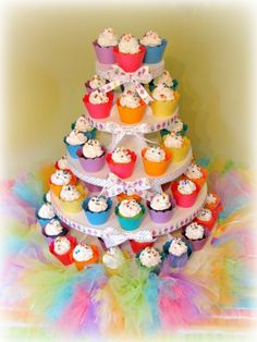 Perfect cupcake stand!