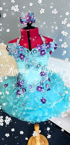 See website for ordering your fabulous new design www.royaltydesigns.net Glitz Pageant Dresses, Toddlers And Tiaras, Pageants, Custom Design, Royalty, Gowns, Website, Disney Princess, Beauty