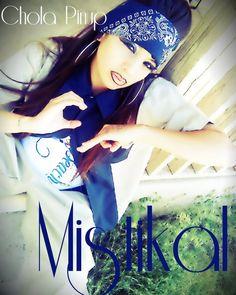 NEW MEXICAN CARNALA Mistikal De Chola Pinup ♥