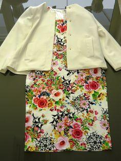 negare l'evidenza crea il dubbio se farti coraggio o lasciarti andare .... nuovi arrivi vestito fantasia €37 giacca bianca €45 .. #spring #summer #collection 2015 .... #swagstoretimodellalavita #swagstore #swag .. #love #fashion and #selfie .... #sandonadipiave #jesolo