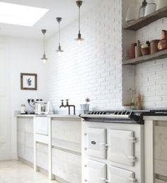 23 best Parement style loft images on Pinterest | White wash brick ...