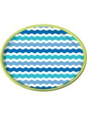 1.99 Cool Sea Platter 13in - Party City
