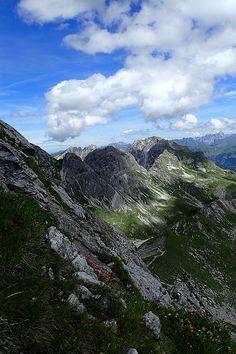 Kleinwalsertal - Geisshorn #kleinwalsertal #visitvorarlberg Camping Holiday, Mountains, Nature, Pictures, Travel, Photos, Viajes, Traveling, Nature Illustration