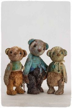 Vera Vlasova bears