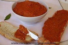 Sobrasada vegetariana para #Mycook http://www.mycook.es/receta/sobrasada-vegetariana/