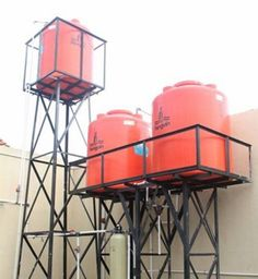 Water Barrel, Rain Barrel, Tank Stand, Water Storage Tanks, Filter Design, Tank Design, Water Purification, Water Tower, Medan