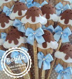 Ponteiras Cupcakes - Bobilic Atelier