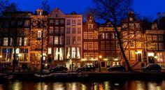 泊ってみたいホテル・HOTEL|オランダ>アムステルダム>建築当時のままの17世紀のカナルハウス10棟を利用したホテル>アンバサダー ホテル(Ambassade Hotel)