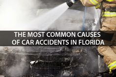 the most common causes of automobile accidents Driver negligence is one of the most common causes of automobile accidents sometimes manufacturing defects can also become the cause of the accident 5 bad weather conditions • improper weather conditions sometimes make the roads slippery and cause vehicles to skid.