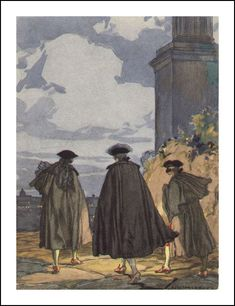 Auguste Leroux, Casanova, History of my Life Grand Prix, The Scarlet Pimpernel, 18th Century Fashion, Book Illustration, Illustrations, Ancient Rome, Vintage Cards, Art Nouveau, Fantasy