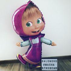 Foil balloon - Masha