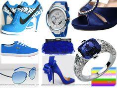 azul domindo el color comunica