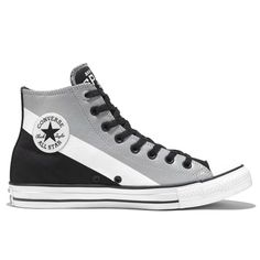 San Antonio Spurs Converse Black High Top Sneakers is in stock now at NBA Store and Guaranteed Authentic. Converse Shoes Outfit, Cool Converse, Custom Converse, Converse Men, Converse Chuck, Converse High, Mens Fashion Shoes, Sneakers Fashion, Men Sneakers