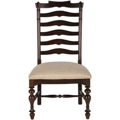 """Dalton Side Chair in Tobacco from the Paula Deen Home Collection 