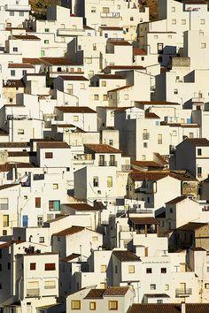 Casares, Málaga, Costa del Sol, España* Costa del stol most beautiful coast ever