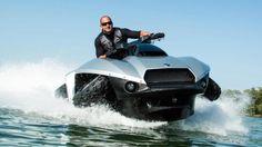 Gibbs Quadski - Amphibious ATV
