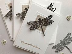 Libelle - Oder die Erinnerung an meine Lieblingsserie - Cookies, Craft & Co