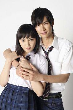 'Say I love you' Mei Tachibana (Haruna Kawaguchi) & Yamato Kurosawa (Sota Fukushi)