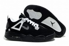 f1674259a1a759 Buy Nike Air Jordan 4 IV Retro Mens Shoes Black White Outlet Cheap To Buy  from Reliable Nike Air Jordan 4 IV Retro Mens Shoes Black White Outlet  Cheap To ...