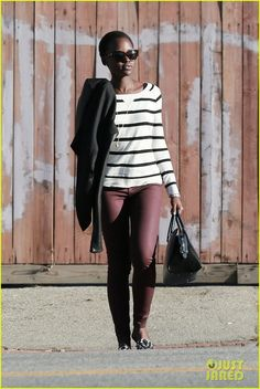 If you weren't aware, Lupita is scheduled to present an award at the 2015 SAG Awards on Sunday (January 25). Make sure to check out JustJared.com for full red carpet coverage on the awards!