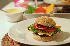 M's secrets: Homemade veggie burgers