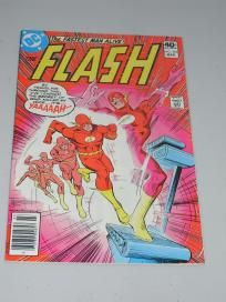 1980 DC The Flash March # 283 Comic Book Free Shipping!!