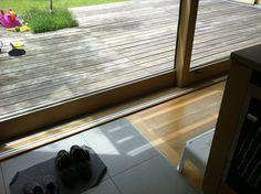 Floor types meet