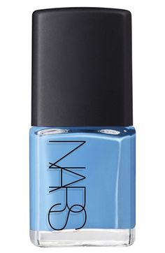 NARS nail polish  //  chic stocking stuffer!