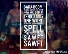 @WWE Enzo & Big Cass  Credit: Fracture Media Solutions