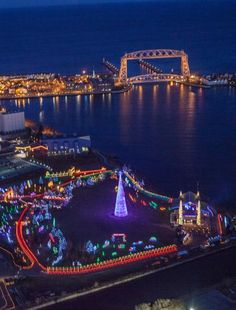 Great places to see holiday lights in Minnesota, including Duluth's Bentleyville Tour of Lights: http://www.midwestliving.com/travel/30-great-places-to-see-holiday-lights/?page=4