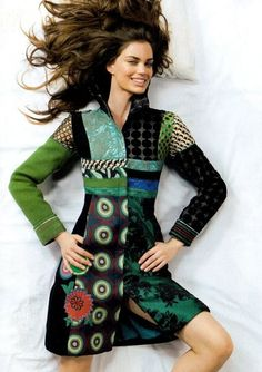 desigual fashion coats