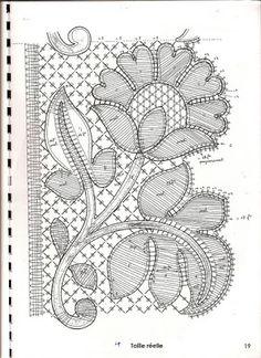 Hairpin Lace Crochet, Crochet Motif, Irish Crochet, Crochet Shawl, Crochet Edgings, Bobbin Lace Patterns, Bead Loom Patterns, Bobbin Lacemaking, Lace Earrings
