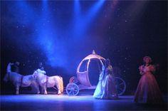 Harlow Playhouse. Cinderella Design - Malvern Hostick Copyright ©. Sophie Barker. Joanne Goddard.