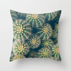 Cactus Throw Pillow, home decor