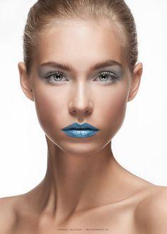 Blue by MIKHAIL MALYUGIN, via 500px