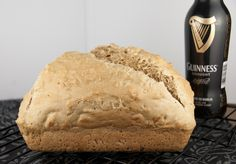 Guinness Beer Bread | Wishes and Dishes
