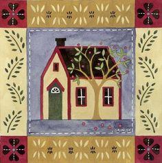 Beige House (Jennifer Brinley)