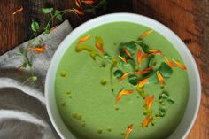 ... Seattle Area Personal Chef: chilled cucumber & watercress soup recipe