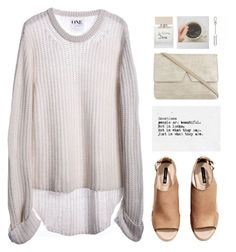 Untitled #284 by pinkandgoldsparkles on Polyvore featuring polyvore, fashion, style, One Teaspoon, H&M, Vince and Bella Freud