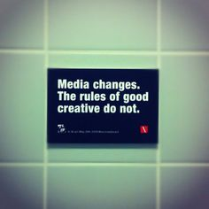 Found on a bathroom wall at TBWA\NEBOKO by @ancelgerla.