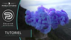 Tutorial Cinema4D | make volumetric cloud for octane render and corona r...
