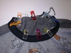 Coudre une encolure à la surjeteuse – Momo & Co Coin Couture, Techniques Couture, Creation Couture, Hermes Birkin, Sewing, Bags, Stitching, Shirt, Fashion