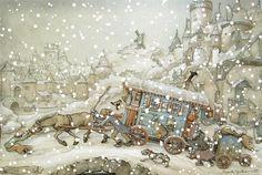 Christmas animals Graphic Animated Gif - Graphics christmas animals 636511