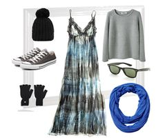 The Chevali Blog: How to wear a maxi dress in Winter ~ Boots instead of sneakers for me ~