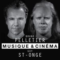 Bruno Pelletier - Musique Et Cinema