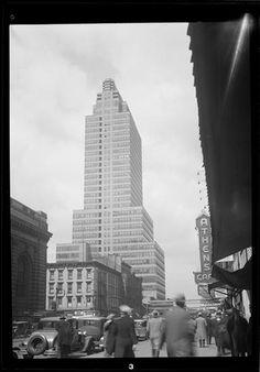 (New York, N.Y.) West 42nd Street. McGraw Hill Building