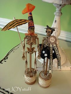 ArtJoyStuff: This Is Halloween!